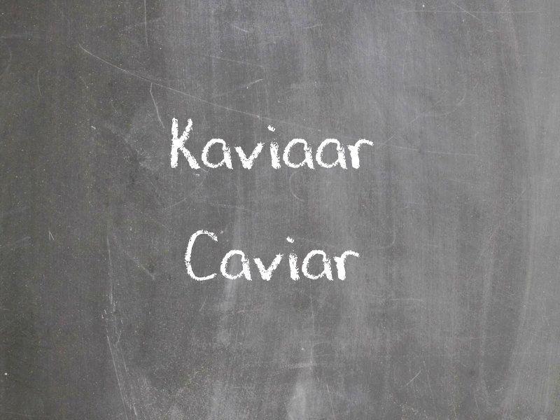 Kaviaar