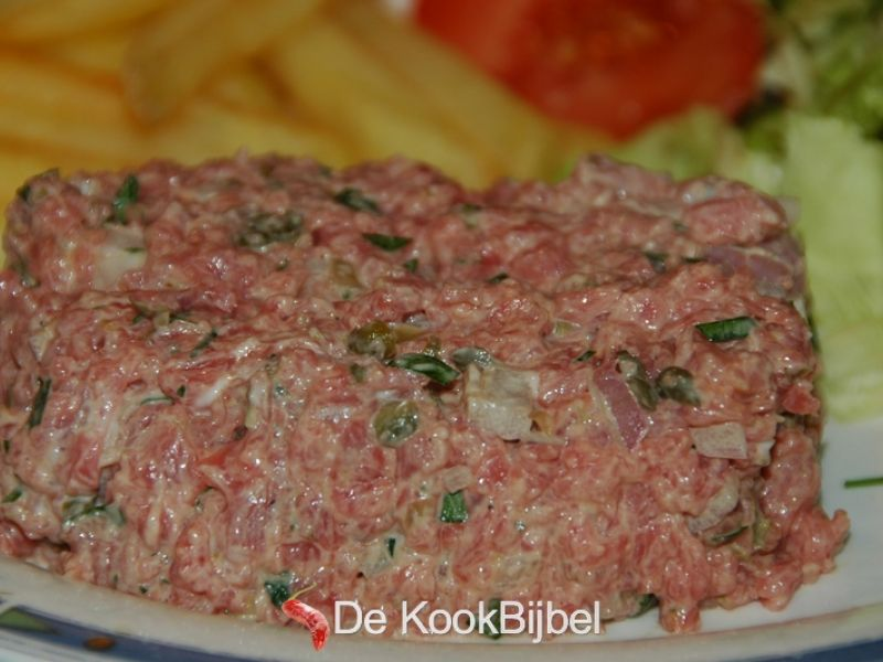 Steak Tartare / Beef Tartare