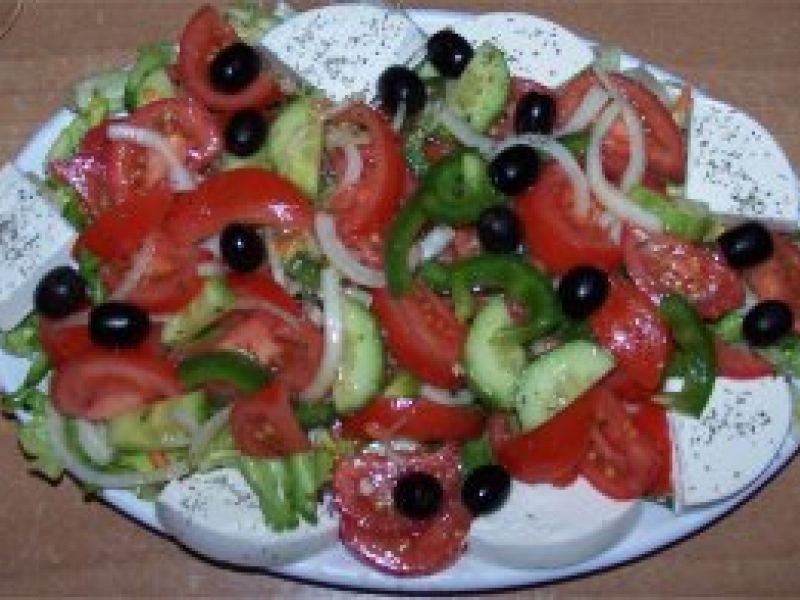 Greek Salad (Shoriatiki)
