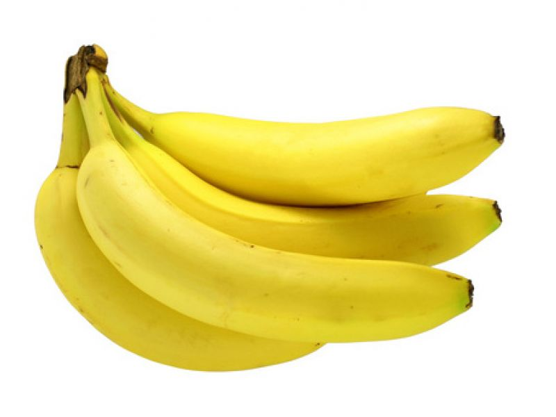 Banana in Papillot