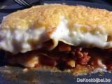 Lasagne met gemengd vlees