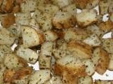 Italiaanse aardappels in de oven