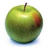 Bladerdeeg met Chavignol en appel