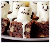 Bwonies spoken / Ghost brownies