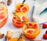 Fruitige punchbowlFruity punchbowl