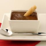 Authentieke Côte d'Or chocolade mousse