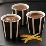 Chocolademousse Sensations Noir Orange