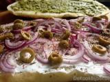 Focaccia geitenkaas | Focaccia goat cheese