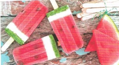 Watermeloen frisco