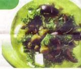 Groene vinaigrette
