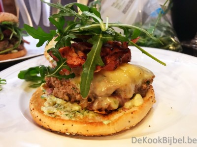 Hamburger Diablo
