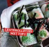 Lenterolletjes met tofu