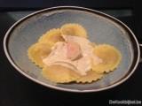 Pasta Foie gras