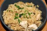 Thaïse risotto met kip
