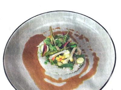 Vegetarische risotto