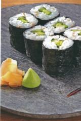 Klassieke maki-sushi