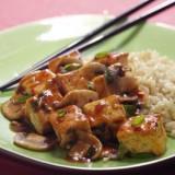 Gebakken tofu